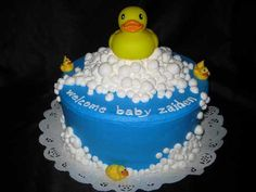 Rubber Duck Birthday Cakes - Bing Images