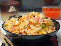 Arroz tres delicias oriental, Foto 2