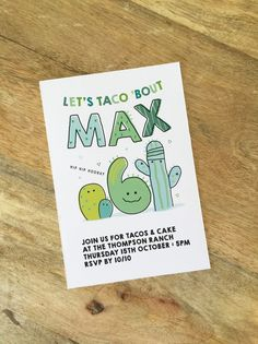 Taco Bout A Party Birthday Parties Pinterest Brunch