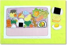 Create your own obento!