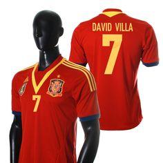 ¿Mensaje subliminal en la casaca española? #CopaConfederaciones