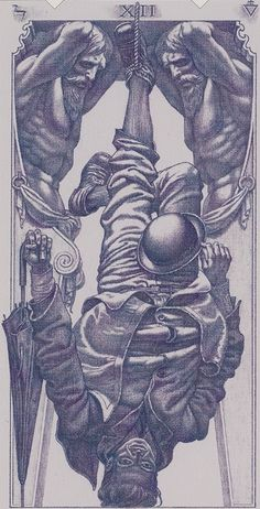 The Hanged Man - Tarot