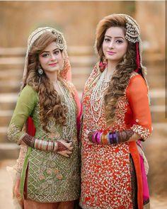 Pakistani Mehndi Dress, Bridal Mehndi Dresses, Walima Dress, Pakistani Wedding Dresses, Mehendi, Pakistani Fashion Casual, Pakistani Wedding Outfits, Simple Dresses, Beautiful Dresses