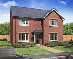 Detached new house for sale in Richmond Lane, Kingswood, Hull - 28996625 Uk Homes, New Home Designs, North Yorkshire, New Homes For Sale, Apartments For Sale, New Builds, Detached House, Building A House, Shed
