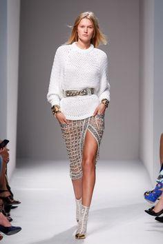 Paris Fashion Week: Balmain Runway Report