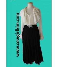 Roja 2014 Soutache Swirl Skirt