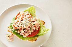 Tuna Tartine Recipe — Dishmaps