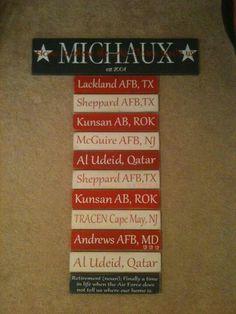 Military base sign awesomeness