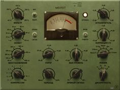 """""""Molot"""":the compressor with character NOTE#1. Looking for transparent compressor? This not your choise. This compressor adds a lot of coloring to sound. NOTE#2. Too complex? This compr…"""