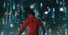 VFX Rules the Cyberpunk Universe of ALTERED CARBON - VFX Voice MagazineVFX Voice Magazine Joel Kinnaman, Altered Carbon, Bay City, Out Of Focus, Above The Clouds, Image Notes, Media Images, Blade Runner, Alters
