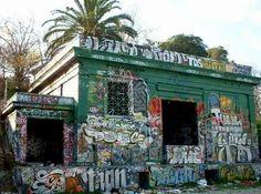 Graffiti wall Belmont  (Los Angeles, California)