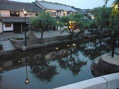 Kurashiki, Okayama.