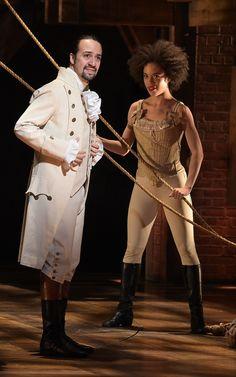 Broadway smash Hamilton coming to Houston - Houston Chronicle