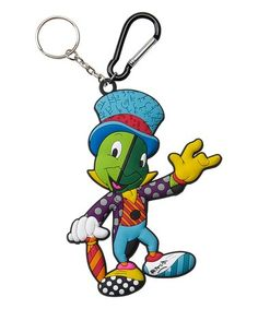 Another great find on #zulily! Disney by Britto Jiminy Cricket Key Chain #zulilyfinds