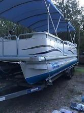 Pontoon boat sweet water Noosaville Noosa Area Preview