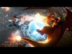 Charizard & Greninja in Super Smash Bros Wii U & 3DS!