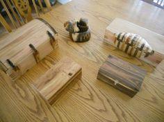 Custom Keepsake Boxes by GHSchmidt Woodworking | Hatch.co