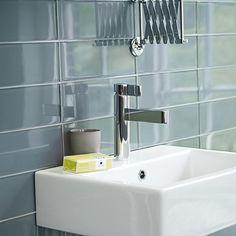 Metro tegels op pinterest tegel metrotegels en badkamer for Bijloos interieur