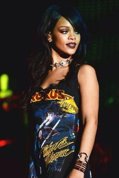 Rihanna Monster Tour