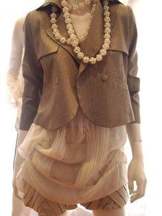 THE FASHIONAMY by Amanda: Moulage, tecniche di moda nell' atelier Isilda Pelicano