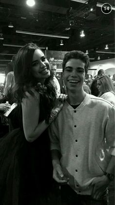 Sofia Carson and Cameron Boyce Cameron Boyce, Sophia Carson, Anne Mcclain, Disney Decendants, Booboo Stewart, Disney Channel Stars, Disney Shows, I Miss U, Dove Cameron