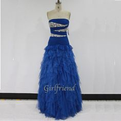 Gorgeous Strapless Homecoming Dress / Prom Dress from Girlfriend #coniefox #2016prom