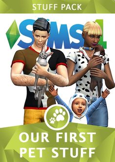 OUR FIRST PET STUFFA Community Pack As a Community we came together and created some amazing content for free for everyone to use. At last count this set includes 10 new meshes which is probably more...