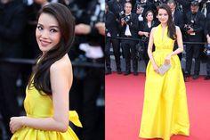 Chinese actress Hsu Chi attends the 70th Cannes Film Festival in France. Shu Qi (chinesisch 舒淇, Pinyin Shū Qí; * 16. April 1976 in Taipeh) ist eine taiwanische Schauspielerin.