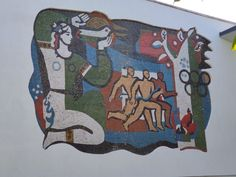 Places Of Interest, Mosaics, Ukraine, Stained Glass, Germany, Pictures, Photos, Deutsch, Mosaic