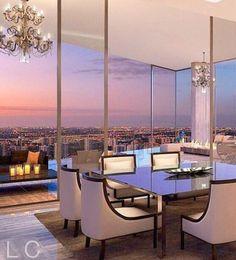 "luxurylifestyl: ""Muse Oceanfront Condo, Miami """