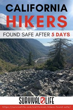 When a group of hikers set out early one Saturday they never would have imagined the fate that awaited two of them. Later that day, Gabrielle Wallace and Eric Desplinter got separated from the group. Before rescue, the couple spent five days in the San Gabriel Mountains. Find out how they survived in the harsh conditions over 120 hours. #survivallife #survival #preparedness #survivalist #prepper #camping #outdoors #spring #outdoorsurvival #hiking #hikingsafety Survival Life, Wilderness Survival, Survival Prepping, Survival Skills, Mount Baldy, San Gabriel Mountains, Outdoor Shelters, Fishing Kit, Trail Guide