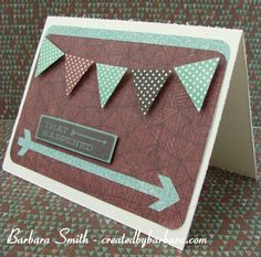 Created By Barbara: Stamp of the Month - Rose Blossom Blog Hop #Jackson #ArtfullySent