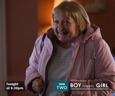 Promotional Image for Boy Meets Girl's second episode created by our SharpFuturesENGAGE team