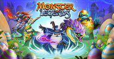 Monster Legends MOD APK v4.5.2 [Unlimited Everything] Full & Free
