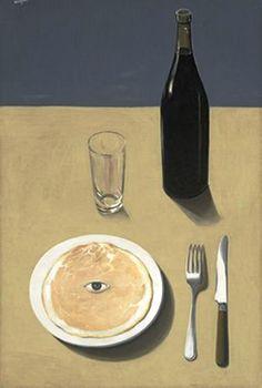 'The Portrait', René Magritte, 1935 photo by dreamsdarkly | Photobucket