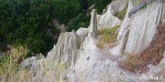 I Pizzi bianchi. Alla scoperta di uno dei percorsi naturalistici piu belli dell'isola d'Ischia