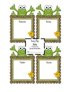 Frog and Toad are Friends Unit Sample - What's The Buzz In First - TeachersPayTeachers.com