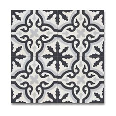 Shop for Pack of 12 Argana Black and Grey Handmade Cement/ Granite 8-inch x 8-inch Floor and Wall Tile (Morocco). Get free delivery at Overstock.com - Your Online Home Decor Outlet Store! Get 5% in rewards with Club O! - 17500718