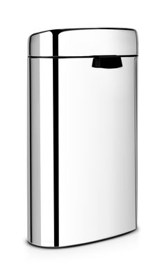The Brabantia Touch Twin Bin compliments any kitchen space. For additional information http://wybone.co.uk/product/brabantia-recycle-touch-twin-bin-brilliant-steel/  48 hours delivery if you order of the website