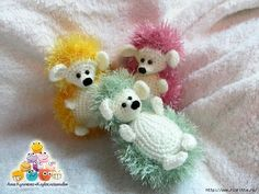 VK is the largest European social network with more than 100 million active users. Thread Crochet, Crochet Dolls, Cute Crochet, Crochet Baby, Crochet Hedgehog, Knitted Animals, Amigurumi Toys, Cute Dolls, Pet Toys