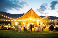 The lighting you choose for your wedding and reception can reflect your style, your personality, as well as affect the overall ambiance of your entire event.