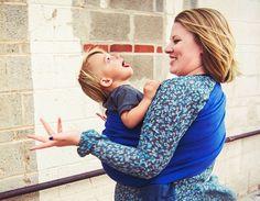 myheartcreative - Oklahoma Web Design & Studio — The Remarkable Ways Babywearing Improves Your Child's Development