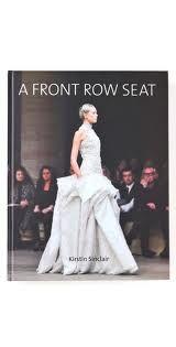 A Front Row Seat - Kirstin Sinclair