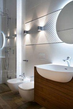 Villa tirana modern bathroom by studio marco piva modern Home Decor Trends, Home Interior Design, Bathroom Interior, New Interior Design, Home Decor Paintings, Cheap Dorm Decor, Cheap Home Decor, Bathroom Design, European Home Decor
