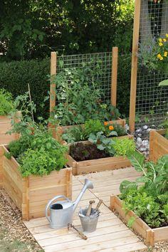 6 astuces pour aménager son jardin à l'approche de l'été | A little piece of...