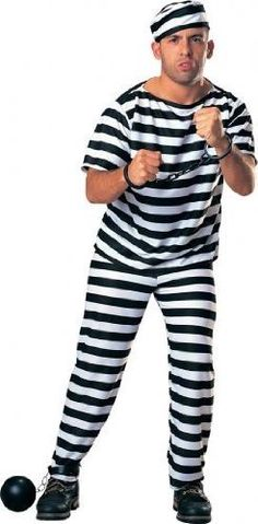 Deny it all you want. We all know you're guilty. You're going to jail this Halloween.    Here are some prisoner costumes for you to consider. Whether...