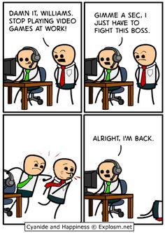 Boss Fight  :O