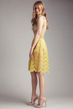 Fashion Inspiration - Loving yellow
