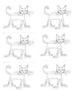 printable pete the cat