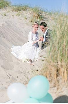 wedding at Borkum, photo by Susanne Wysocki Fotografie